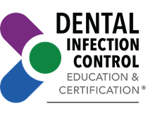Dental Infection Control Education & Certification Logo